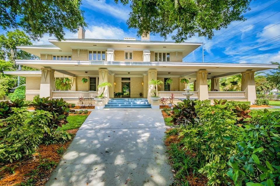 1917 Bungalow - The Deen House In Lakeland Florida
