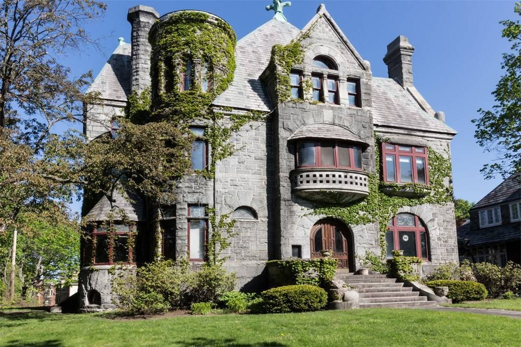 1892 Charles LaDow House In Albany New York