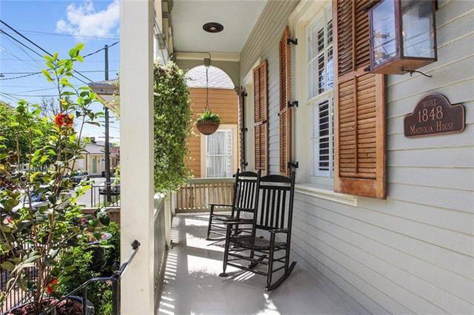 1848 Italianate For Sale In New Orleans Louisiana