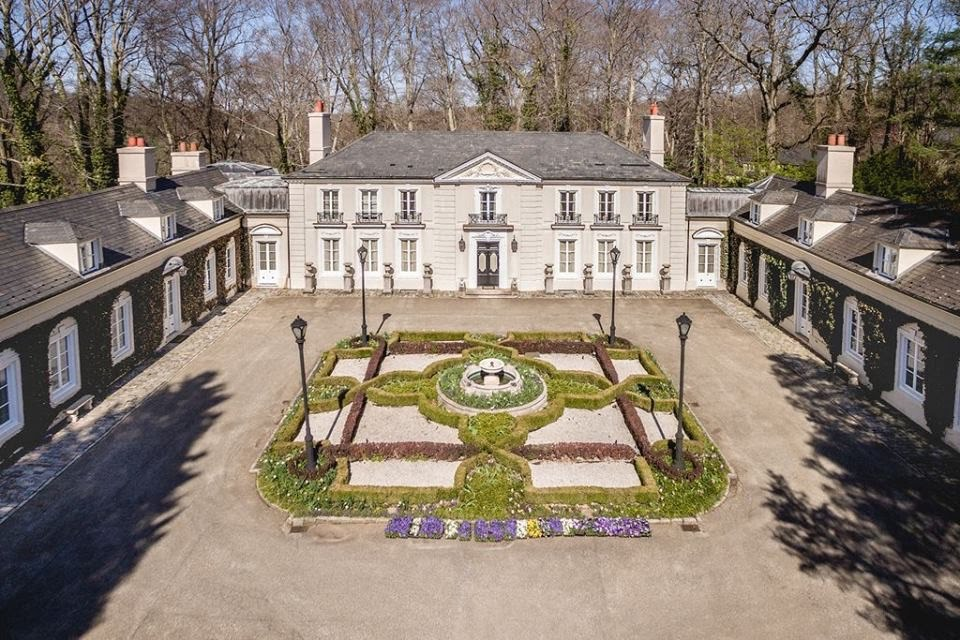 1940 Gladwyne Estate For Sale In Bryn Mawr Pennsylvania