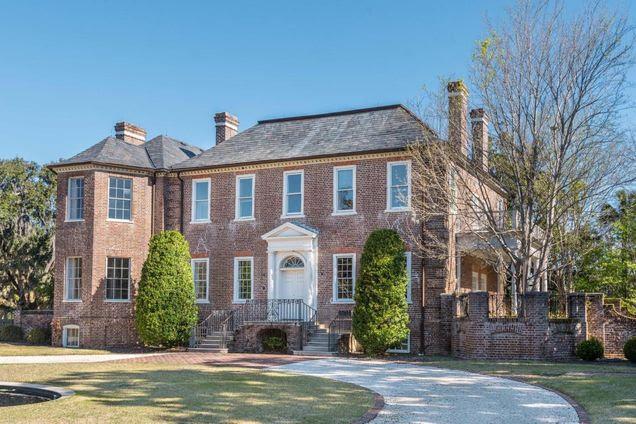 1730 Fenwick Hall Plantation In Johns Island South Carolina