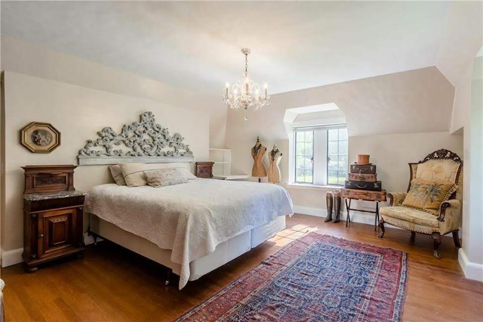 1920 Stone French Country Manor For Sale In Pittsford New York