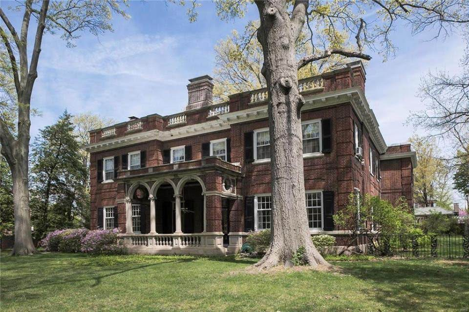 1905 Historic Brick House For Sale In Saint Louis Missouri