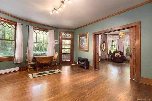 1904 Appalachian Victorian For Sale In Asheville North Carolina