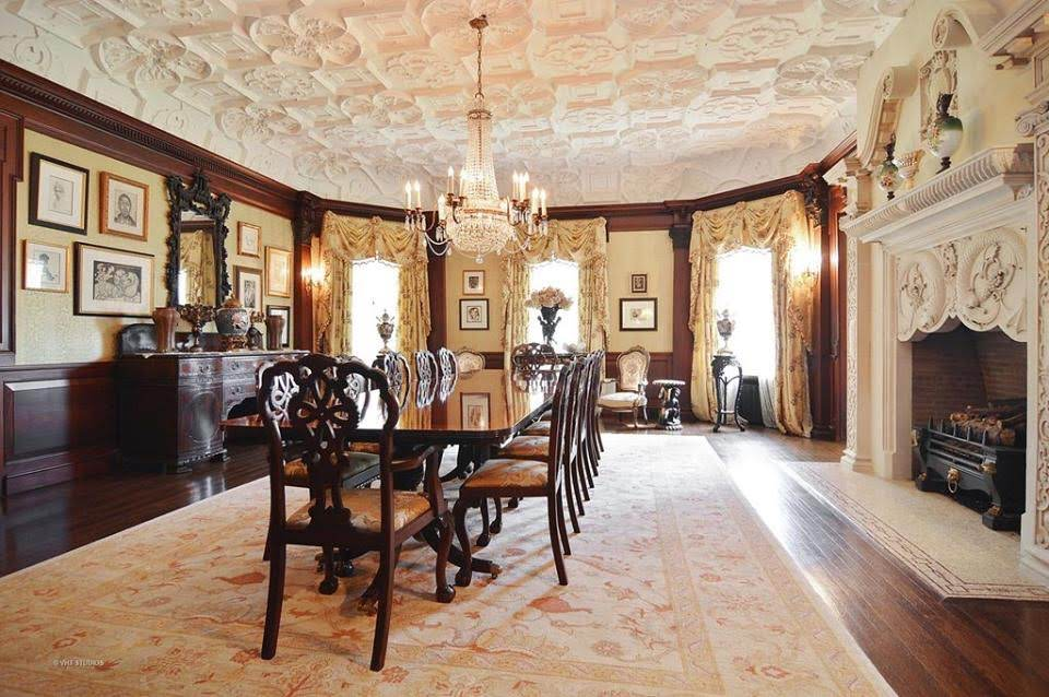 1892 The Goodman Mansion For Sale In Chicago Illinois