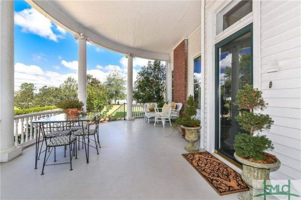 1908 Historic Garbutt House For Sale In Lyons Georgia