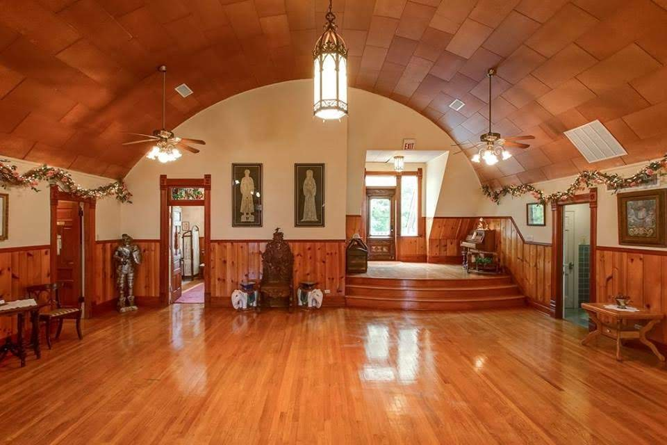 1897 Queen Anne Victorian For Sale In Weatherford Texas