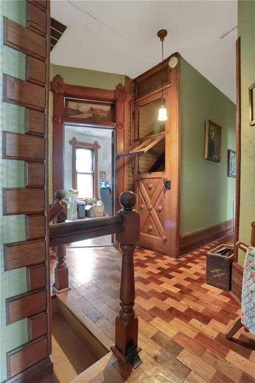 1879 Historic Italianate For Sale In Greencastle Indiana