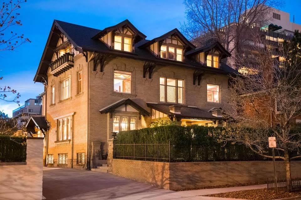 1911 Mansion In Denver Colorado