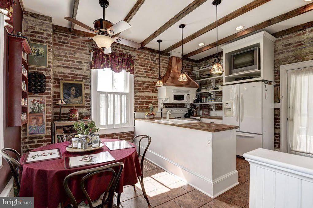 1871 Italianate For Sale In Fredericksburg Virginia