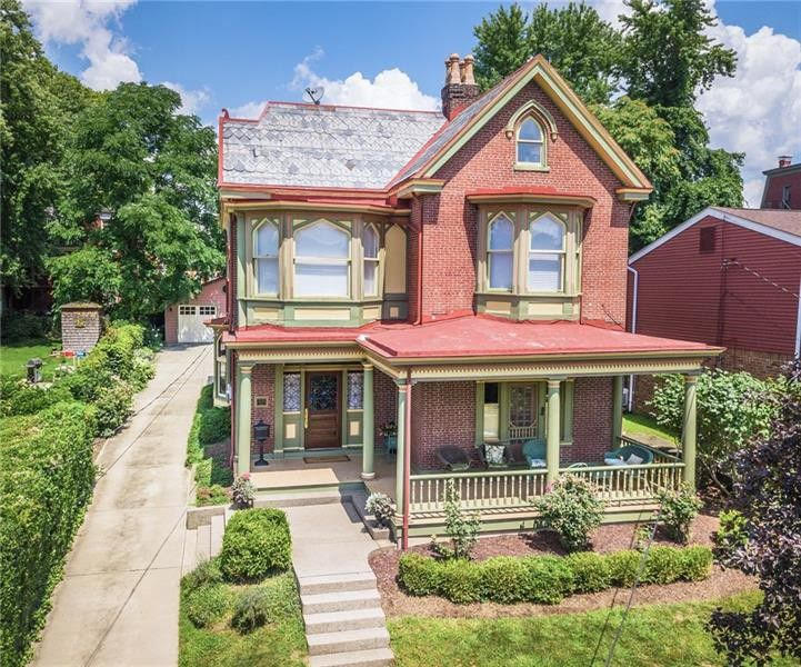 1900 Gothic Revival For Sale In Manchester Pennsylvania