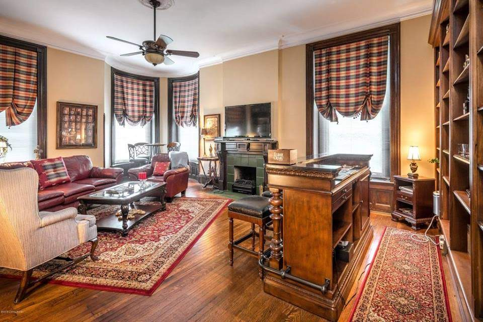 1888 Historic Mansion For Sale In Louisville Kentucky