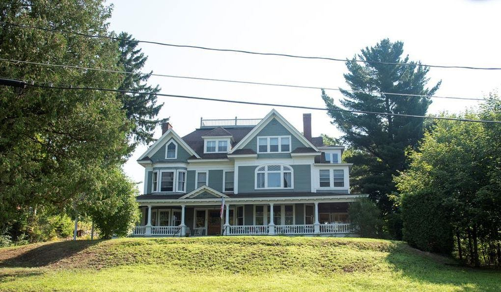 1896 Franklin Manor B&B In Saranac Lake New York
