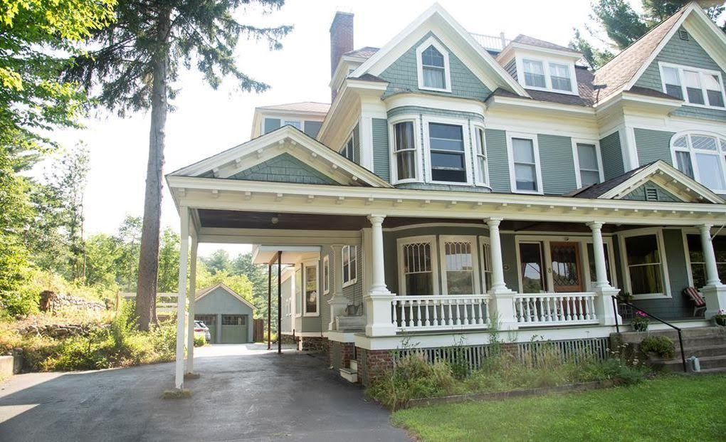 1896 Franklin Manor B&B For Sale In Saranac Lake New York