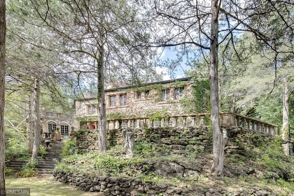 1920 Stone House For Sale In Hastings Minnesota