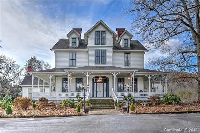 1865 Victorian For Sale In Hendersonville North Carolina