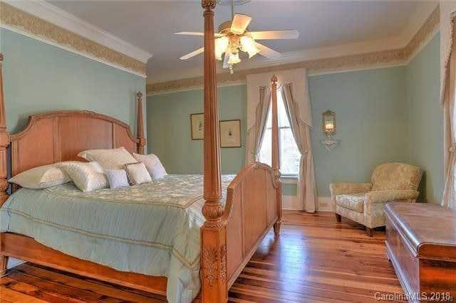1865 Civil War Era Victorian For Sale In Hendersonville North Carolina