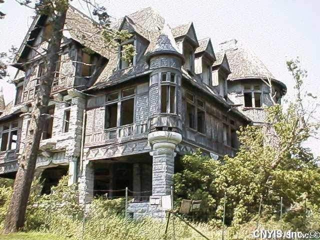 1895 Carleton Island Villa For Sale In Cape Vincent New York