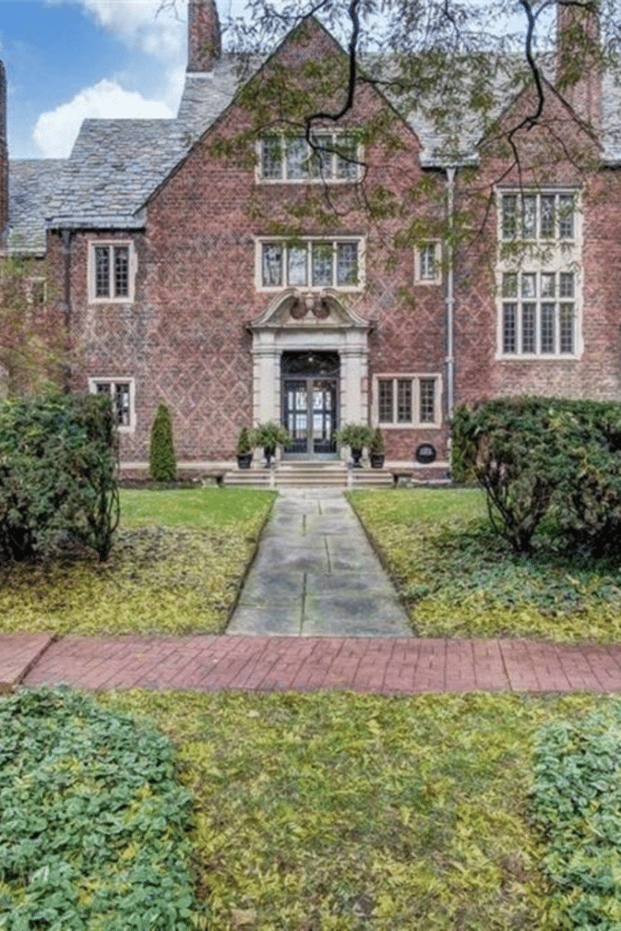 1927 The Ford Mansion For Sale In Perrysburg Ohio