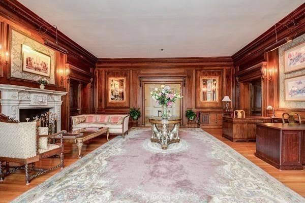 1903 Mansion On 52 Acres For Sale In Lancaster Massachusetts