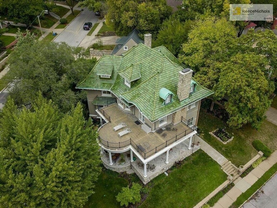 1909 Historic House For Sale In Kansas City Missouri