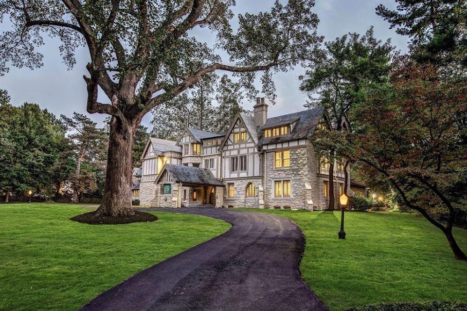 1892 Corby Mansion In Chevy Chase Maryland