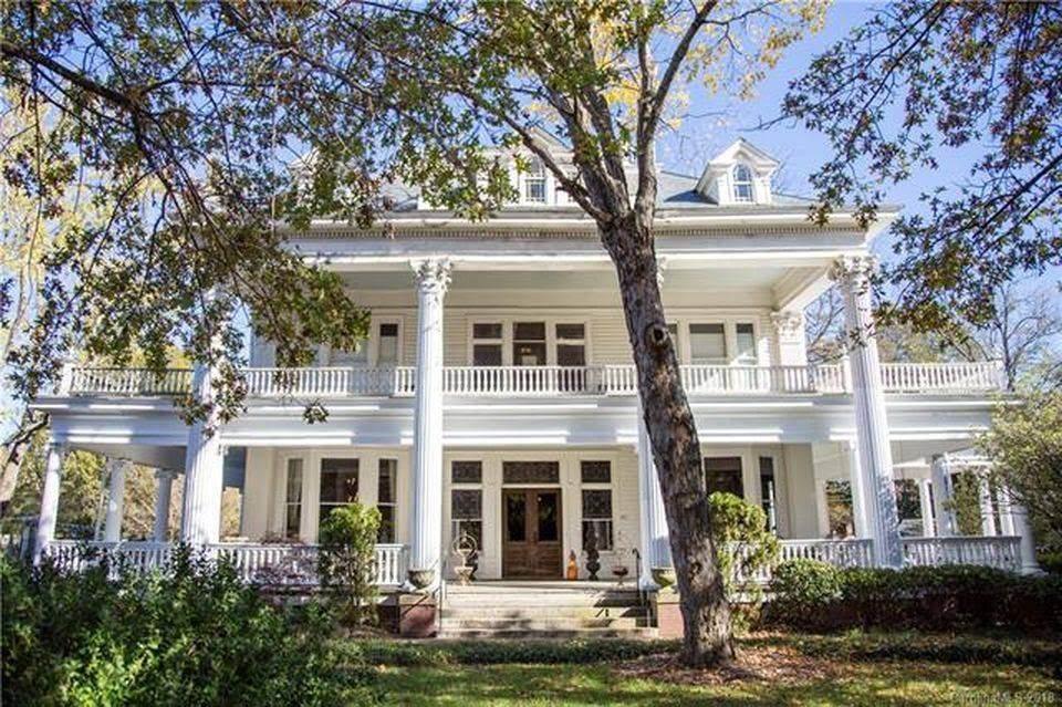 1903 Mansion In Monroe North Carolina