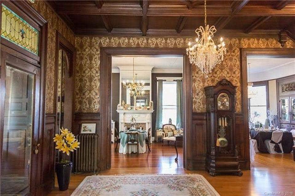 1903 Mansion For Sale In Monroe North Carolina