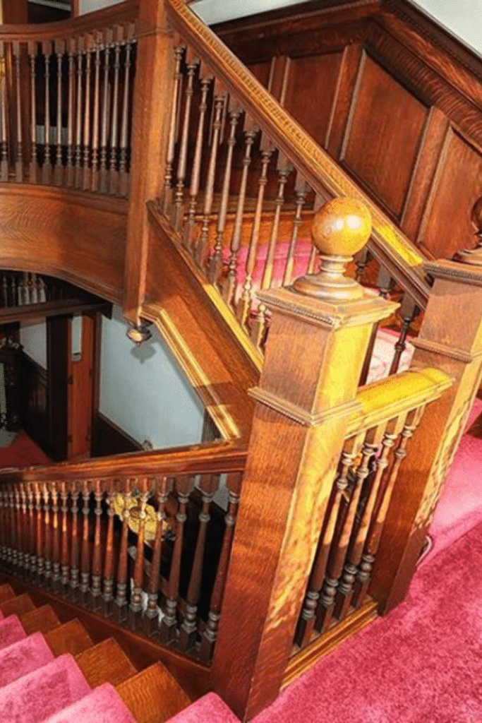 1902 Victorian Mansion For Sale In Smethport Pennsylvania