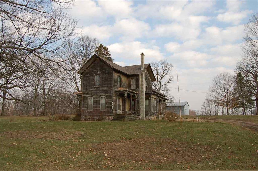 1890 Farmhouse For Sale In Spring Arbor Michigan