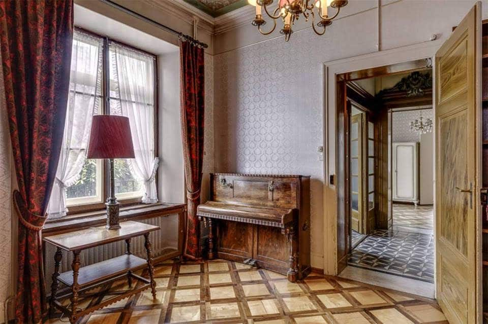 1861 Second Empire Mansion For Sale In Valais Switzerland