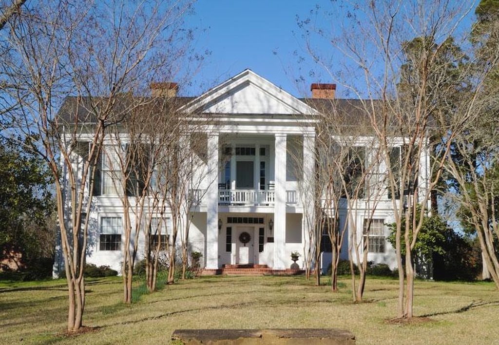 1837 Antebellum In Starkville Mississippi