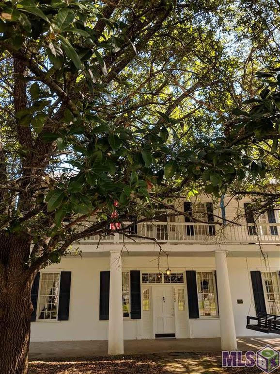 1835 McBrannon House For Sale In Jackson Louisiana