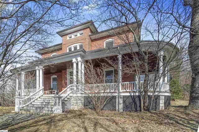 1901 Historic House In Staunton Virginia