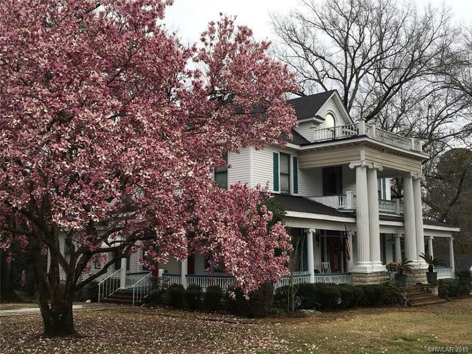 1903 Neoclassical For Sale In Minden Louisiana
