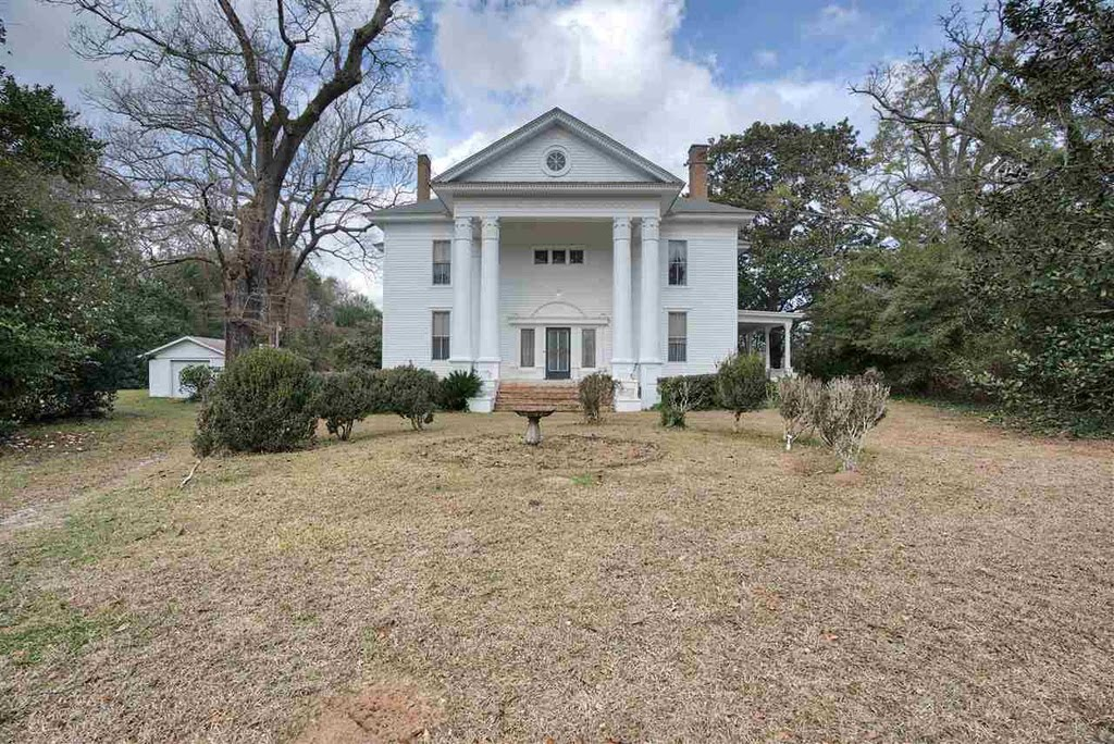 1902 Jernigan House In Citronelle Alabama