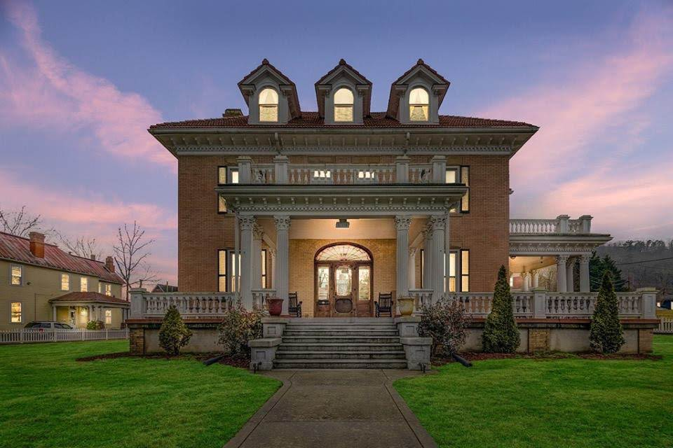 1911 Mansion In Covington Virginia