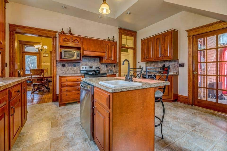 1911 Mansion For Sale In Covington Virginia