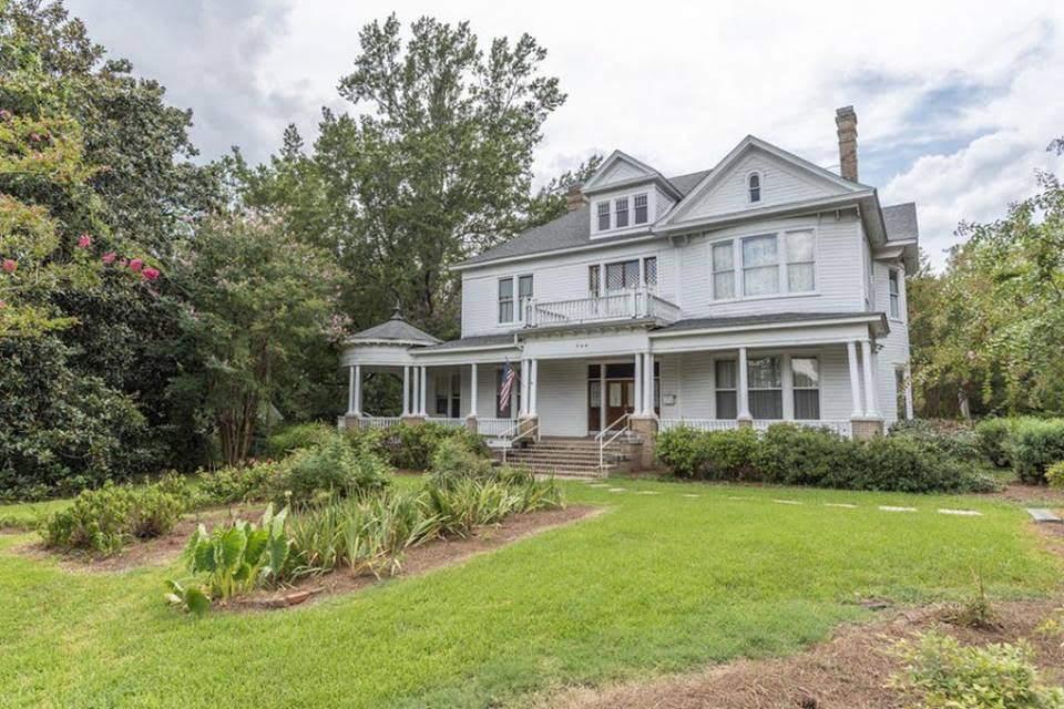 1897 Victorian For Sale In Starkville Mississippi