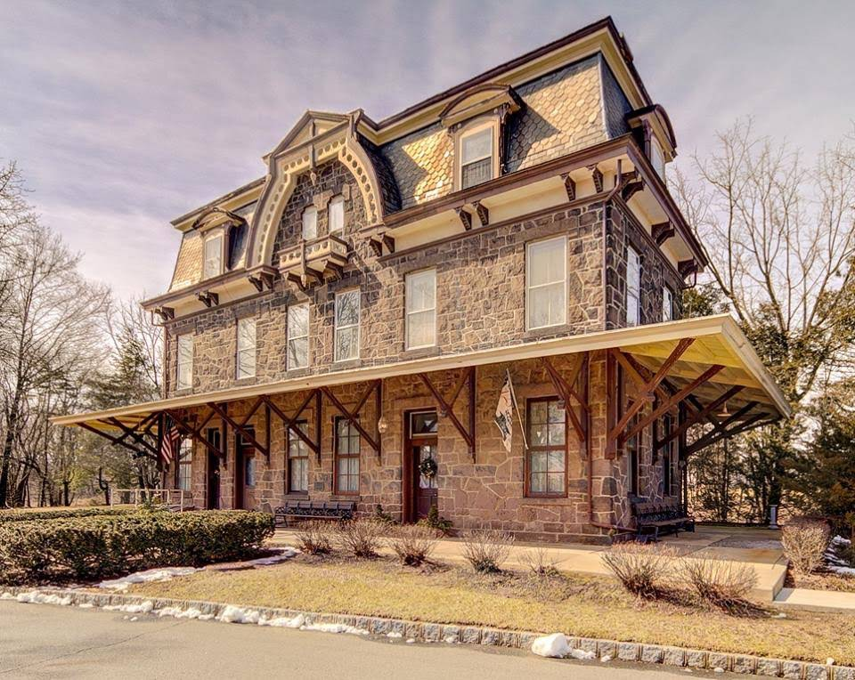 1879 Second Empire For Sale In Pennington New Jersey