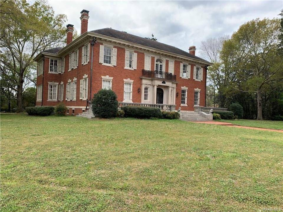 1915 Mansion In Montgomery Alabama