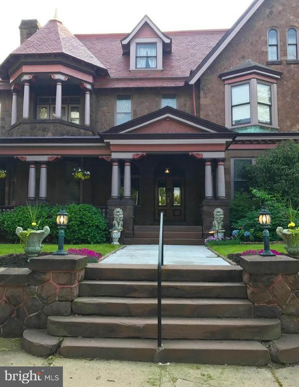 1877 Victorian For Sale In Reading Pennsylvania