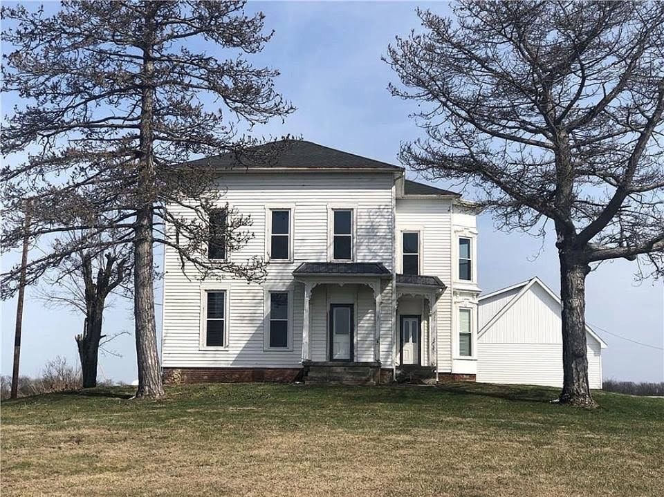 1900 Farmhouse For Sale In Crawfordsville Indiana
