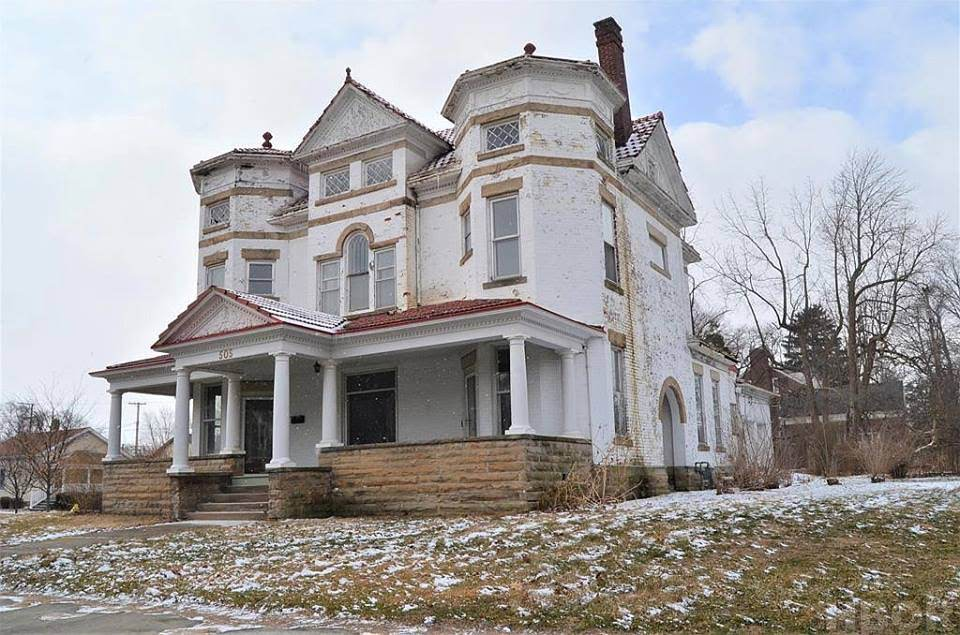 1877 Fixer Upper In Fostoria Ohio