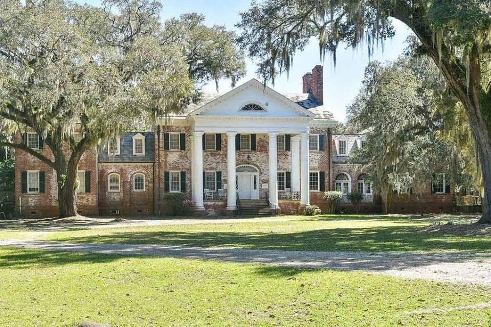 1932 Mansion For Sale In Walterboro South Carolina