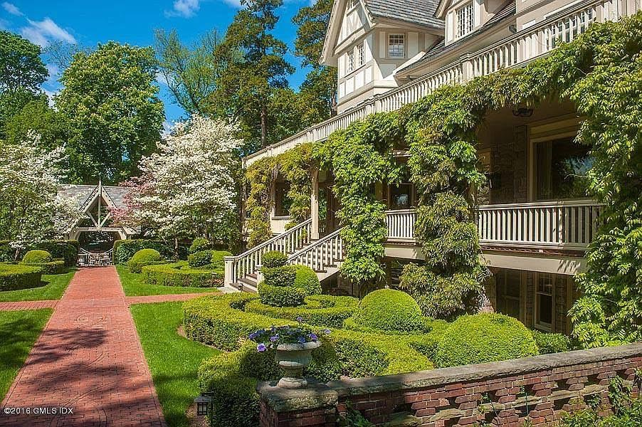 1891 English Manor For Sale In Greenwich Connecticut