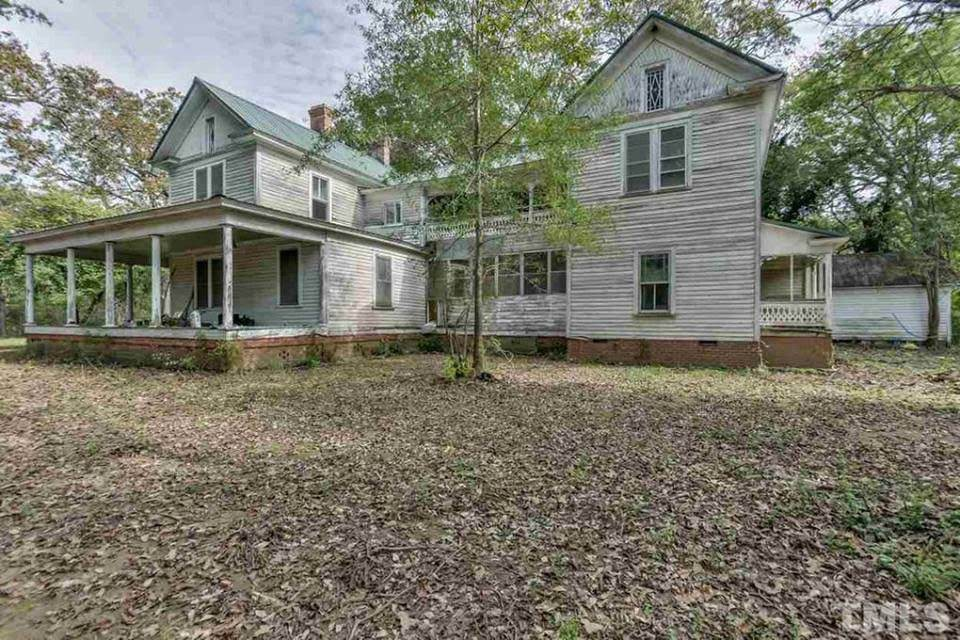 1900 Fixer Upper For Sale In Bonlee North Carolina