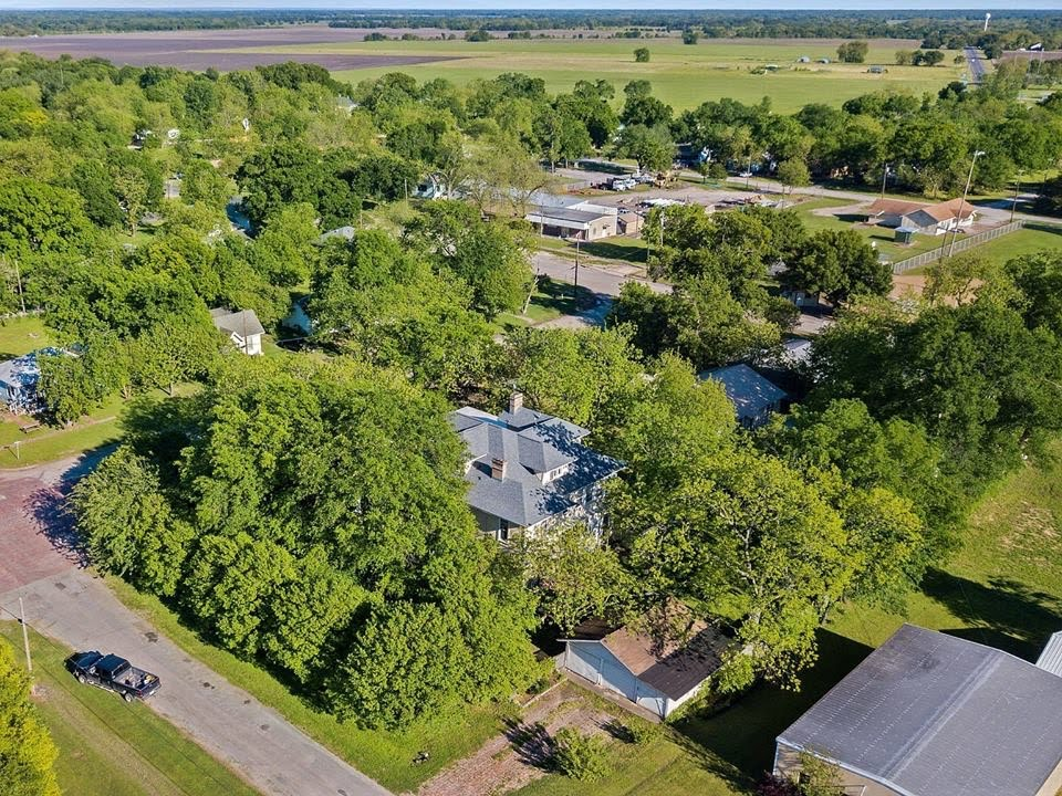 1910 Historic Daniels House For Sale In Kerens Texas