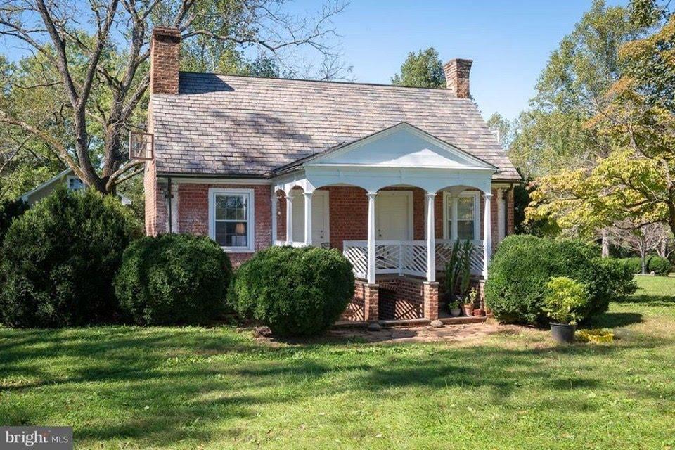 1808 Georgian For Sale In Scottsville Virginia
