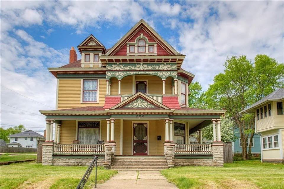 1900 Victorian In Frankfort Indiana